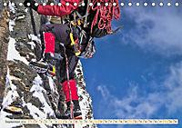 Bergsteigen und Klettern (Tischkalender 2019 DIN A5 quer) - Produktdetailbild 9