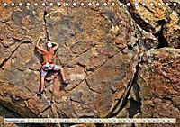 Bergsteigen und Klettern (Tischkalender 2019 DIN A5 quer) - Produktdetailbild 11