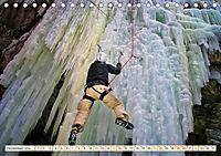 Bergsteigen und Klettern (Tischkalender 2019 DIN A5 quer) - Produktdetailbild 12