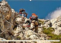 Bergsteigen und Klettern (Wandkalender 2019 DIN A2 quer) - Produktdetailbild 4