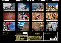 Bergsteigen und Klettern (Wandkalender 2019 DIN A2 quer) - Produktdetailbild 13