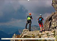Bergsteigen und Klettern (Wandkalender 2019 DIN A2 quer) - Produktdetailbild 3