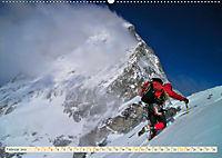 Bergsteigen und Klettern (Wandkalender 2019 DIN A2 quer) - Produktdetailbild 2
