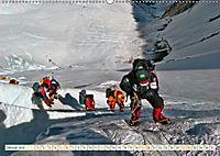 Bergsteigen und Klettern (Wandkalender 2019 DIN A2 quer) - Produktdetailbild 1