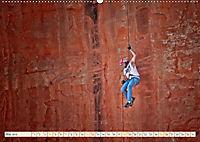 Bergsteigen und Klettern (Wandkalender 2019 DIN A2 quer) - Produktdetailbild 5