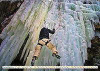 Bergsteigen und Klettern (Wandkalender 2019 DIN A2 quer) - Produktdetailbild 12