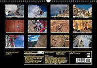 Bergsteigen und Klettern (Wandkalender 2019 DIN A3 quer) - Produktdetailbild 13
