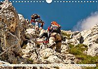 Bergsteigen und Klettern (Wandkalender 2019 DIN A4 quer) - Produktdetailbild 4