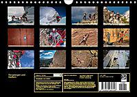 Bergsteigen und Klettern (Wandkalender 2019 DIN A4 quer) - Produktdetailbild 13