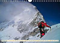 Bergsteigen und Klettern (Wandkalender 2019 DIN A4 quer) - Produktdetailbild 2