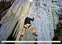 Bergsteigen und Klettern (Wandkalender 2019 DIN A4 quer) - Produktdetailbild 12
