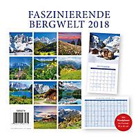 Bergwelt Broschurkal. 2018 - Produktdetailbild 15
