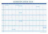 Bergwelt Broschurkal. 2018 - Produktdetailbild 16