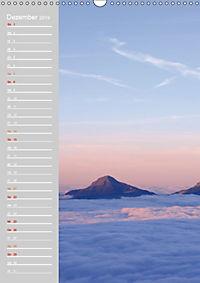 Bergwelt im Licht (Wandkalender 2019 DIN A3 hoch) - Produktdetailbild 12