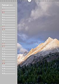 Bergwelt im Licht (Wandkalender 2019 DIN A3 hoch) - Produktdetailbild 2
