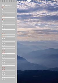 Bergwelt im Licht (Wandkalender 2019 DIN A3 hoch) - Produktdetailbild 1