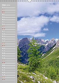 Bergwelt im Licht (Wandkalender 2019 DIN A3 hoch) - Produktdetailbild 3