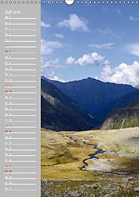Bergwelt im Licht (Wandkalender 2019 DIN A3 hoch) - Produktdetailbild 7