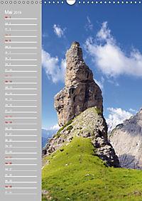 Bergwelt im Licht (Wandkalender 2019 DIN A3 hoch) - Produktdetailbild 5