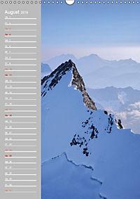 Bergwelt im Licht (Wandkalender 2019 DIN A3 hoch) - Produktdetailbild 8