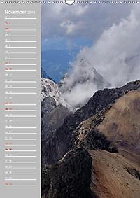 Bergwelt im Licht (Wandkalender 2019 DIN A3 hoch) - Produktdetailbild 11