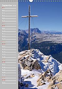Bergwelt im Licht (Wandkalender 2019 DIN A3 hoch) - Produktdetailbild 9