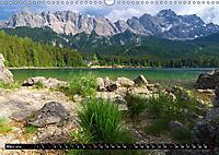 Bergwelten (Wandkalender 2019 DIN A3 quer) - Produktdetailbild 3