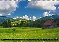 Bergwelten (Wandkalender 2019 DIN A3 quer) - Produktdetailbild 5