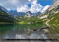Bergwelten (Wandkalender 2019 DIN A3 quer) - Produktdetailbild 10