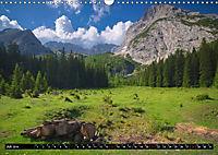 Bergwelten (Wandkalender 2019 DIN A3 quer) - Produktdetailbild 7