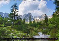 Bergwelten (Wandkalender 2019 DIN A3 quer) - Produktdetailbild 12