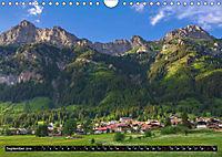 Bergwelten (Wandkalender 2019 DIN A4 quer) - Produktdetailbild 9