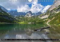 Bergwelten (Wandkalender 2019 DIN A4 quer) - Produktdetailbild 10