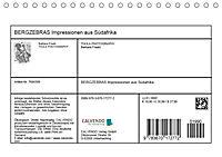 BERGZEBRAS Impressionen aus Südafrika (Tischkalender 2019 DIN A5 quer) - Produktdetailbild 13
