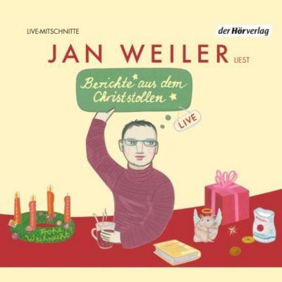Berichte aus dem Christstollen, Jan Weiler