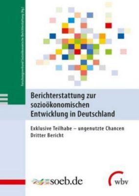 Berichterstattung zur sozioökonomischen Entwicklung in Deutschland -  pdf epub