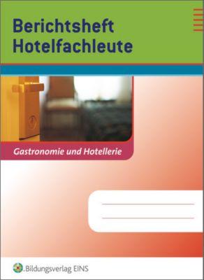 Berichtsheft Hotelfachleute