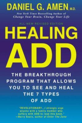 Berkley: Healing ADD Revised Edition, Daniel G. Amen