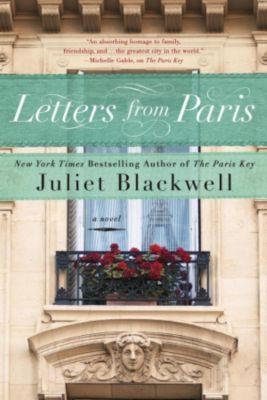 Berkley: Letters from Paris, Juliet Blackwell