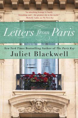 Berkley: Letters from Paris, Juliet Blackwell