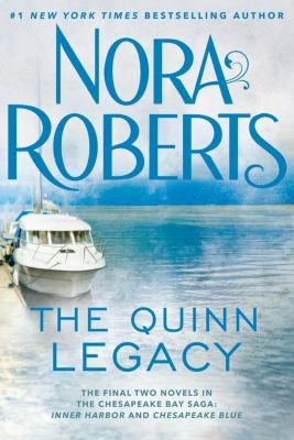 Berkley: The Quinn Legacy, Nora Roberts