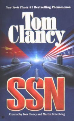 Berkley: Tom Clancy SSN, Tom Clancy, Martin Greenberg