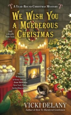 Berkley: We Wish You a Murderous Christmas, Vicki Delany
