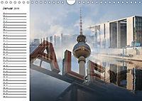 Berlin 2 in 1 (Wandkalender 2019 DIN A4 quer) - Produktdetailbild 1