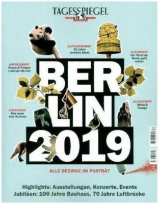 Berlin 2019 - Verlag Der Tagesspiegel GmbH  