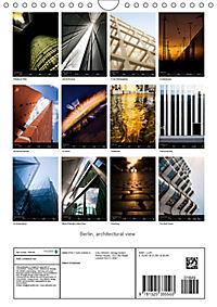Berlin, architectural view (Wall Calendar 2019 DIN A4 Portrait) - Produktdetailbild 13