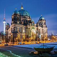 Berlin at twilight 2019 - Produktdetailbild 1