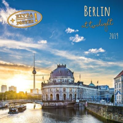 Berlin at twilight 2019
