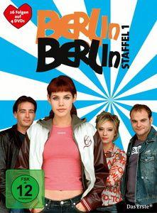 Berlin, Berlin (1. Staffel, 26 Folgen), Berlin St.1 (Amaray) Berlin