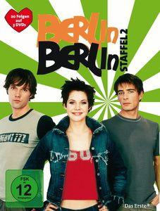 Berlin, Berlin (2. Staffel, 20 Folgen), David Safier, Nicholas Hause, Katharina Mestre, Julia Jenner, Torsten Goffin, Andreas Heckmann
